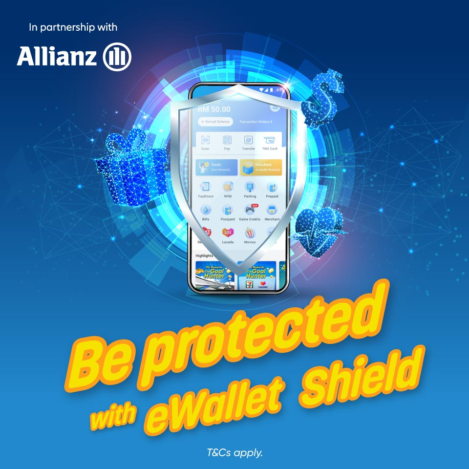 Allianz eWallet Shield