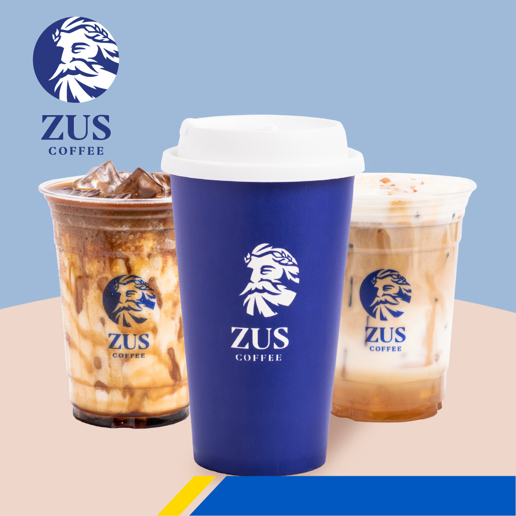 10% discount at ZUS Coffee